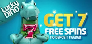 luckydino casino 7 free spins